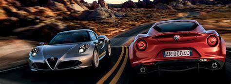 Alfa Romeo New Car Range