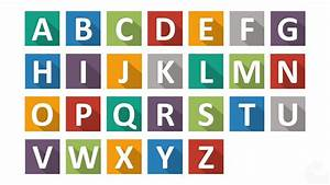 flat design letters for powerpoint with 21 examples With design your letters