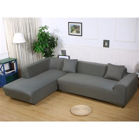 shape stretch elastic fabric sofa cover sectional