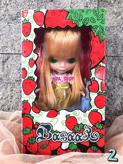 ตุ๊กตาตาโต สามารถดึงเปลี่ยนสีตาได้4สี เหมือนของจริง เมคอัพ ...