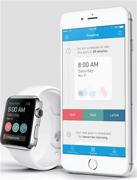 reminder app for iphone pillpack launches medication reminders app for iphone