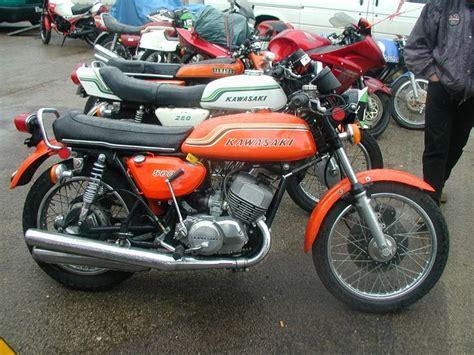 Kawasaki 500 H1 (aka Mach Iii), 3 Cylinder, 2 Stroke