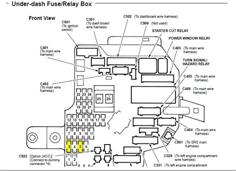 Ford Crown Victoria Engine Wiring Diagram