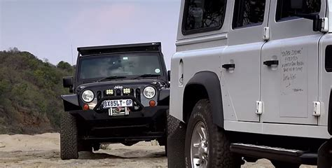 land rover jeep defender for sale land rover defender versus jeep wrangler rubicon best