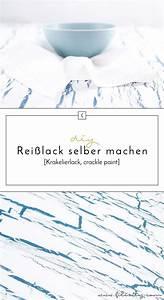 Badsanierung Selber Machen : krakelierlack rei lack selber herstellen shabby chic ~ A.2002-acura-tl-radio.info Haus und Dekorationen