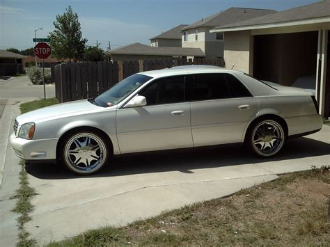 Tryll211 2000 Cadillac Deville Specs, Photos, Modification