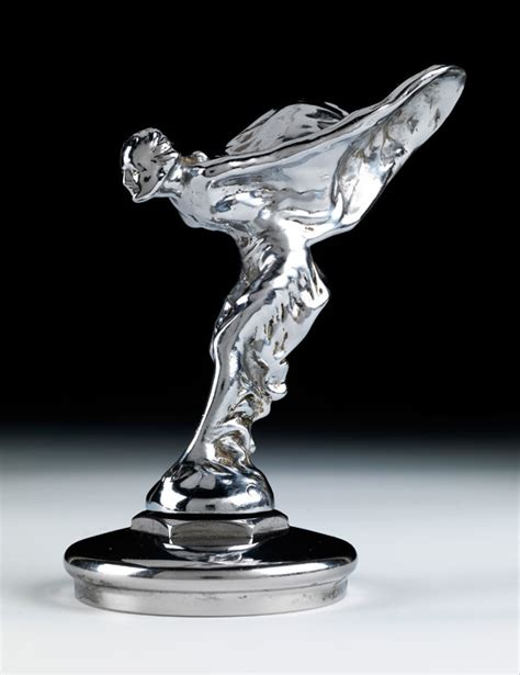 Emily Skulptur Rolls Royce K 252 Hlerfigur Hel