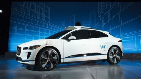 Waymo Is Buying 20,000 Jaguars For Selfdriving Ride