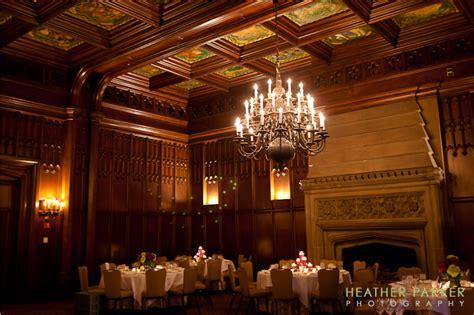 university club  chicago michigan room wedding chicago
