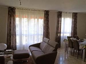 Rideau Baie Vitree : cuisine nouvel appartement salon salle a manger photos ~ Premium-room.com Idées de Décoration