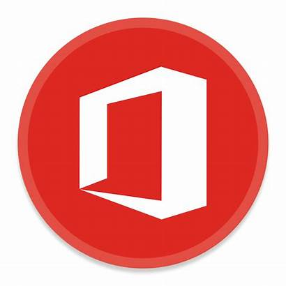 Microsoft Office Icon Icons Ico Ms Apps