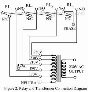 Automatic Voltage Stabilizer Circuit  With Images