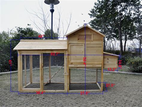 Backyard Chicken Coop Kit by Unassembled Coop Kits