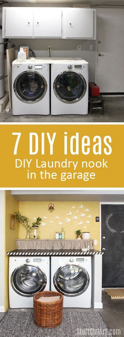 Garage Laundry On Pinterest  Garage Laundry Rooms, Real