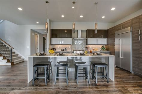 kitchen island lighting design 35 large kitchen islands with seating pictures