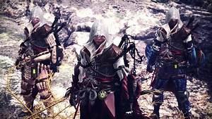 Monster Hunter: World - Assassin's Creed Collaboration ...