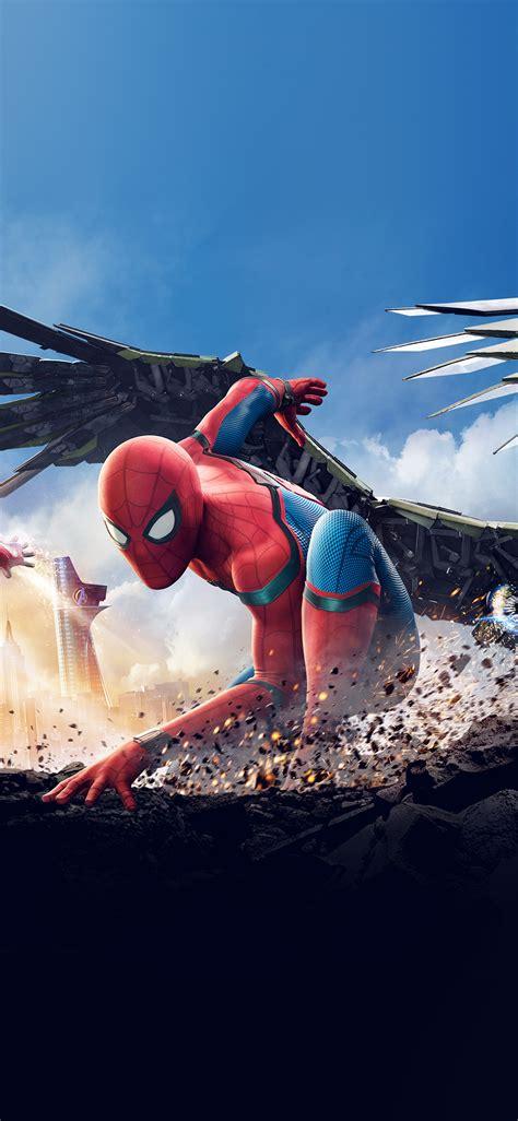 az homecoming spiderman hero marvel illustration art