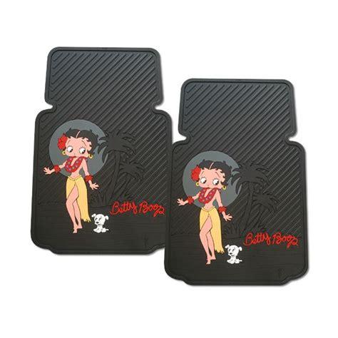Betty Boop Rubber Floor Mats by Betty Boop Rubber Floor Mat