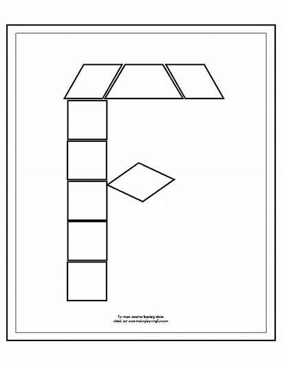 Pattern Block Math Worksheets Printable Templates Worksheet