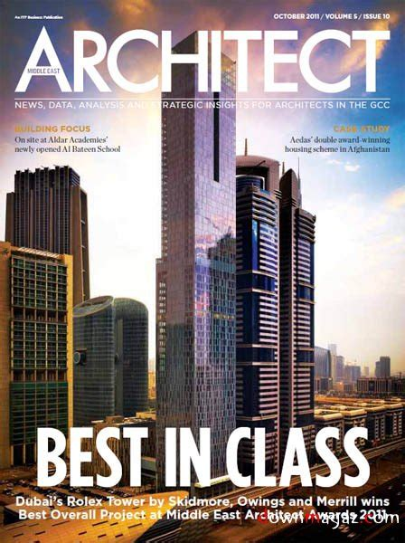 Middle East Architect  October 2011 » Download Pdf