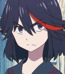 ryuko matoi voice kill la kill show   voice