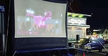 Drive-in movie theaters make historical, socially ...