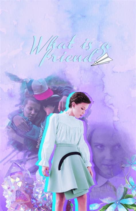 millie bobby brown aesthetic wallpapers