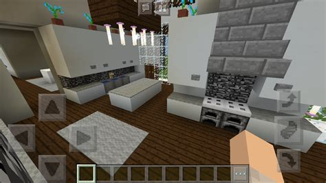 Minecraft Interior Design Kitchen by Modern House Kitchen Minecraft Interior Design