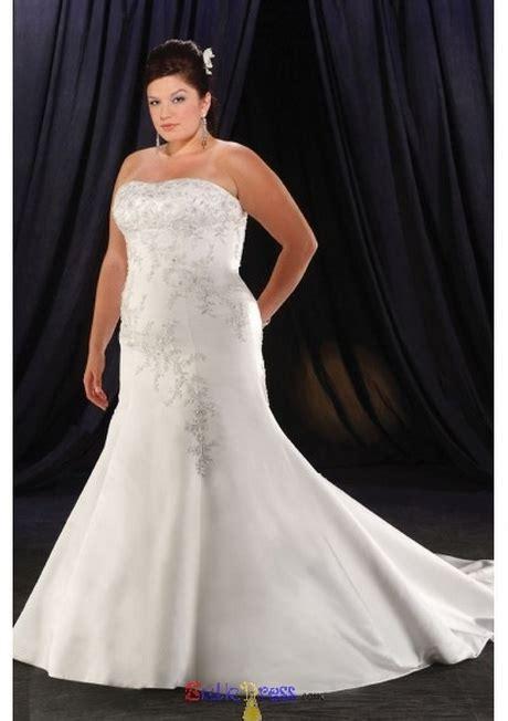 wedding dresses for bigger girls