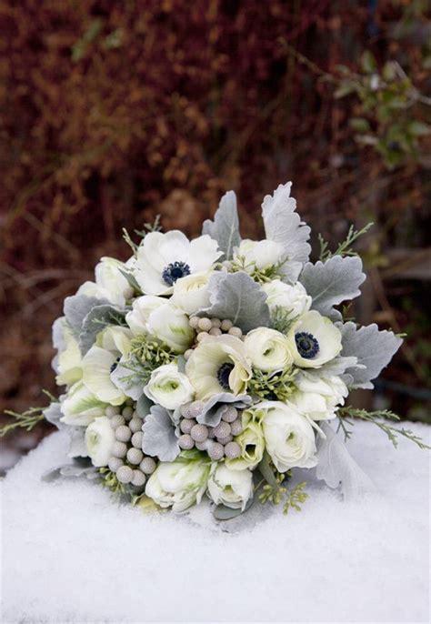 wedding ideas blue gray silver winter wonderland