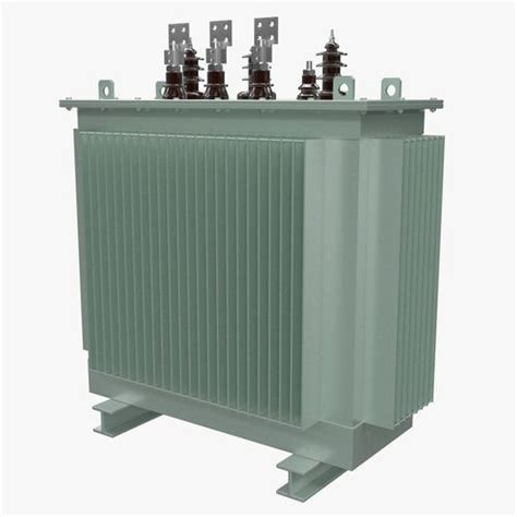 electrical transformer   model cgtrader