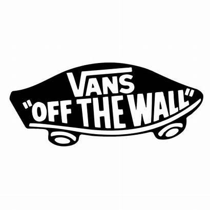 Vans Decal Wall Sticker Van Window 2x