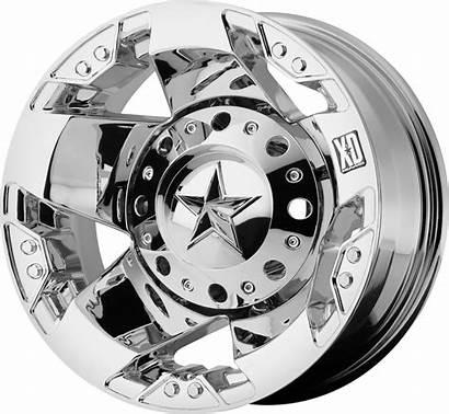 Xd Ford Dually Rockstar 16x6 Rear Wheel