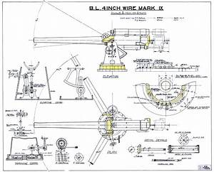 File Bl 4inch Mk Ix Gun Mounting Diagram 1919 Naa Mp551 1