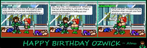 Birthday T Viva Cartoon By Ozwick On Deviantart