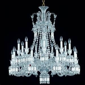 Baccarat - Zenith Chandelier 2606563 - luxury crystal