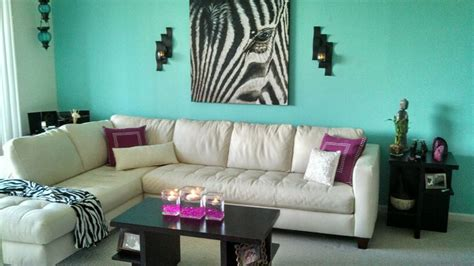 tiffany blue living room accent wall future home decor