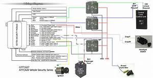E30 Alarm Install Diagram Updated