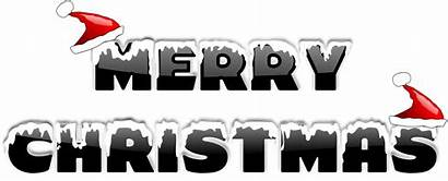 Merry Transparent Clip Clipart Words Word Church