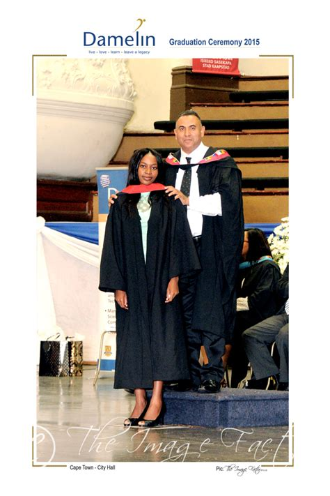damelin mowbray cape town campus graduation