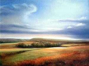 Kansas, Landscape, Paintings