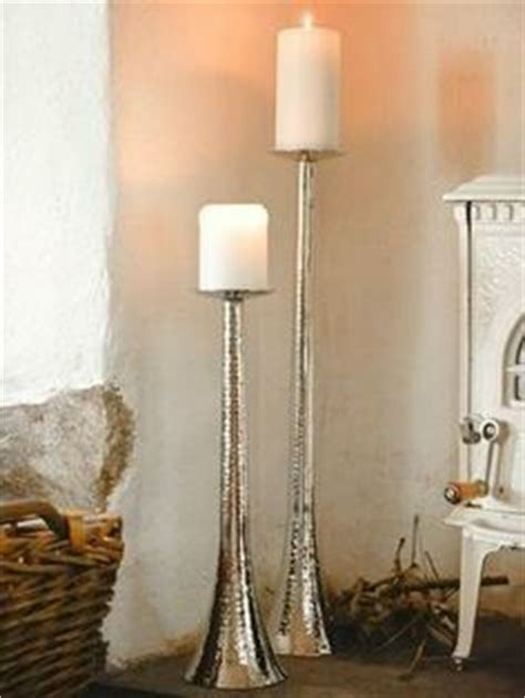 images  large floor candle holders  pinterest