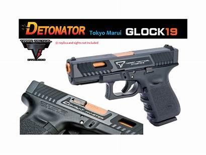 Tti G19 Combat Master Slide Marui Glock19