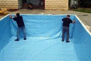 pose liner piscine ce qu39il faut faire le jour j With ordinary comment nettoyer le fond de sa piscine 3 comment nettoyer une piscine hors sol comment nettoyer le