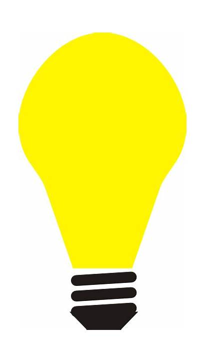 Bulb Clipart Clip Christmas Lightbulb Svg Lamp