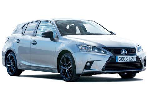 lexus ct hatchback  review carbuyer