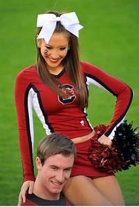Cheer Heaven — Very Cute South Carolina Cheerleader