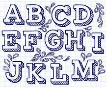 25 Best Ideas About Block Letter Fonts On Pinterest Hand Lettering By Tobias Saul Designs With Letters Hand Lettering By Tobias Saul