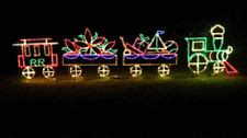 outdoor christmas decorations   large ebay