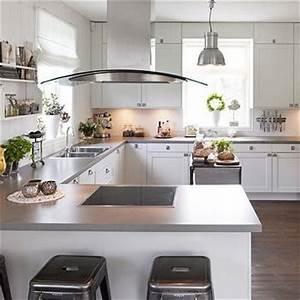 Gray Quartz Countertops - Design, decor, photos, pictures